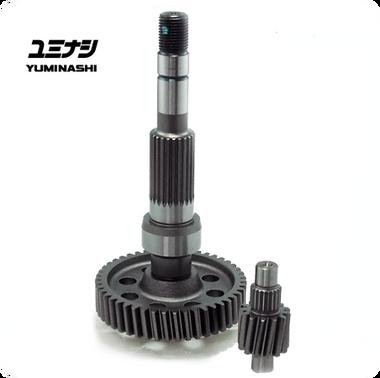 YUMINASHI Short Gear Sprocket set for PCX150 (old&new) / CLICK125 - VARIO TECHNO125