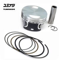 Yuminashi 164cc piston set for Honda PCX125, SH125i ABS, Vario Techno 125i, Click125i
