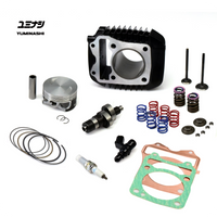 YUMINASHI 164 PCV LIGHT BORE KIT (MSX/GROM125 / BLADE 125 FI) 2014/2015 (12103-K26-600AS)