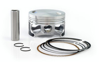 YUMINASHI 175CC LIGHT BORE PISTON SET (MSX125 / GROM125) (13100-K26-620A)