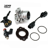 YUMINASHI A-TYPE STD MANIFOLD SET W/ A-TYPE INJECTOR (FOR PCX150/SH125i & SH150i ABS) (17111-K02-000A)