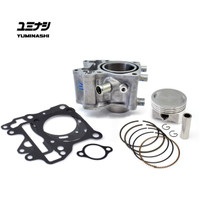 YUMINASHI 150CC BORE-UP CYLINDER KIT (FOR SH125i/PCX125/CLICK125i/AIR BLADE 125)