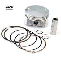 YUMINASHI 150CC LIGHT BORE PISTON (FOR 125CC ENGINE WITH STD 125CC HEAD)