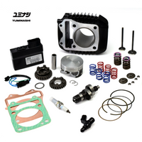YUMINASHI 164CC ULTIMATE PLUS LIGHT BORE KIT (MSX/GROM125)