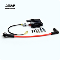 This High Performance Coil with special Spiral Core ignition wire will boost the power from your MSX125 / GROM125 / MSX125SF engine like you never thought it would have been possible!!!!...