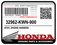 E-02/ 10. STAY, ENGINE HARNESS (PCX125 V1 OEM PARTS)