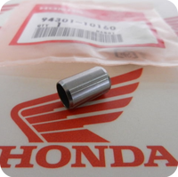 Part number 94301-10160 superseded part number C701127 (Honda CZ100).