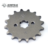 GENUINE JT SPROCKET 16T HIGH CARBON STEEL SPROCKET (JTF249)