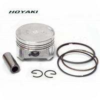 52.40MM - 55.40MM HOYAKI PISTON FOR STOCK CYLINDER HEAD (13MM PIN)