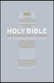 NIV Popular Cross-Reference Hardback Bible