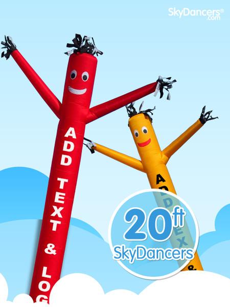 20ft Custom Sky Dancer