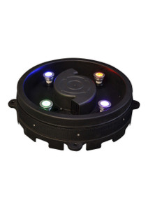 Inflatable LED Pillar Blower with 4 LED Lights.