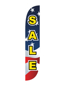 Sale American Flag Feather Flag