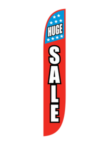 Huge Sale w/ Stars Feather Flag