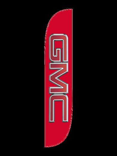 GMC Feather Flag