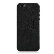 iPhone 5 Back Genuine Stingray Black Polished