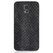 Samsung Galaxy S5 Back Genuine Anaconda Black