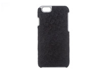 iPhone 6/6S Case Genuine Ostrich Black