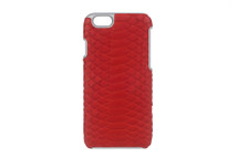 iPhone 6 Case Python Red