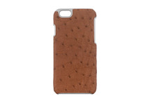 iPhone 6 Case Ostrich Brandy