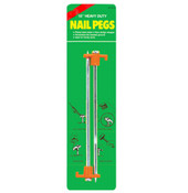 "NAIL PEGS ""10 Inch Heavy Duty"" Tent"