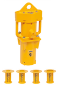 "PD-200 Heavy Duty Post Driver (5-1/2"")"