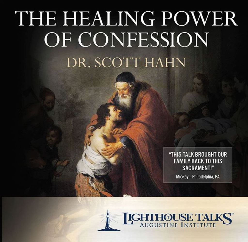 The Healing Power of Confession