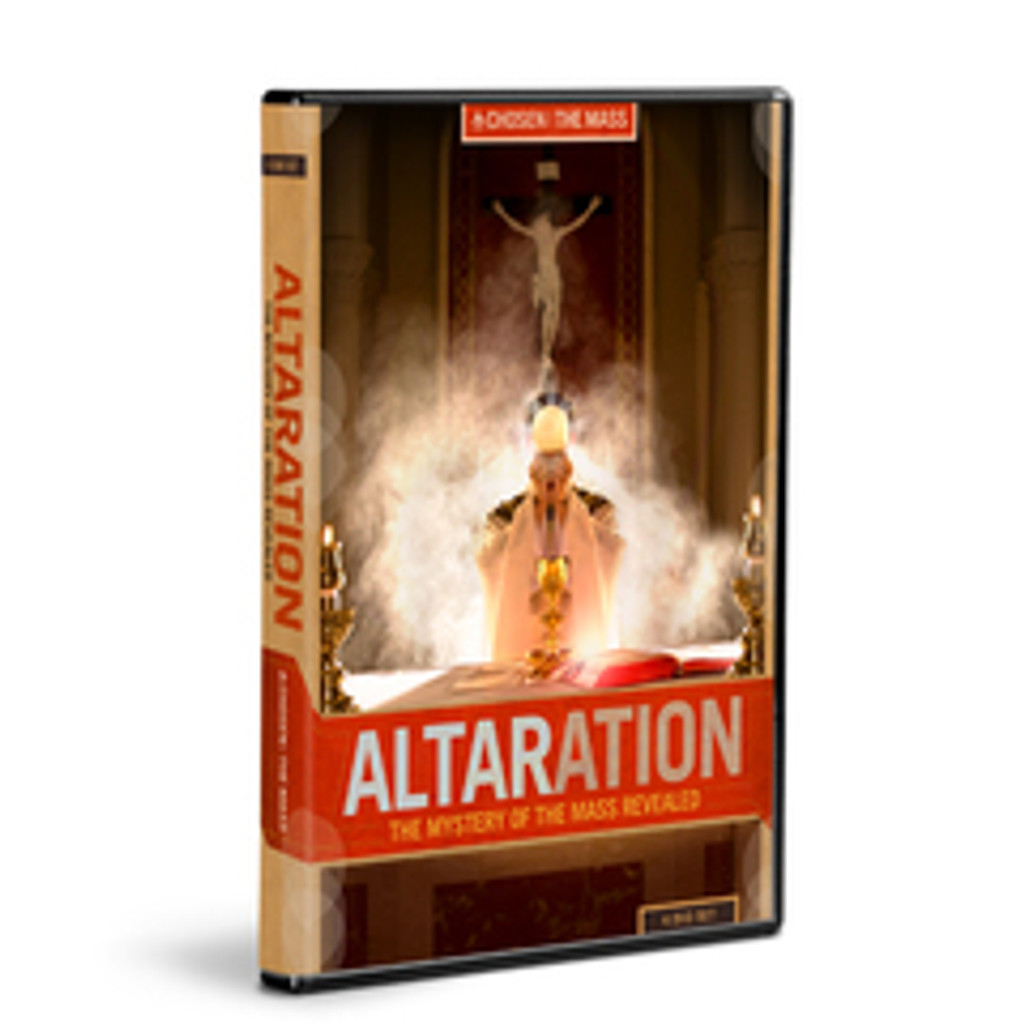 Altaration: The Mystery of the Mass Revealed - 3 DVD Set