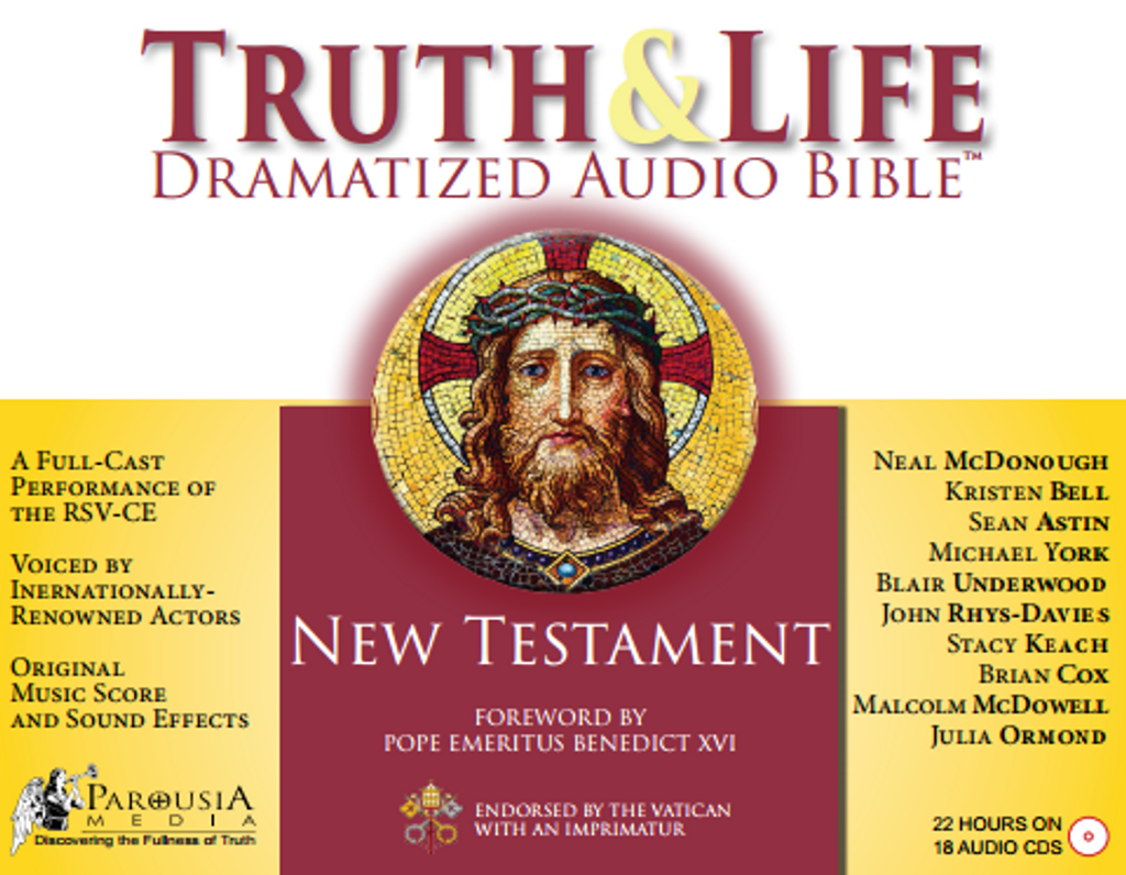 Truth & Life Dramatized Audio Bible (18CD)