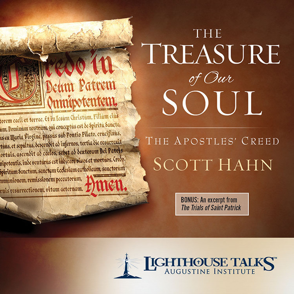 The Treasure of Our Soul: The Apostles' Creed - Dr Scott Hahn (CD)