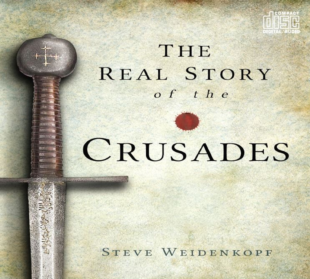 The Real Story of the Crusades - Steve Weidenkopf - Catholic Answers (2 CD Set)