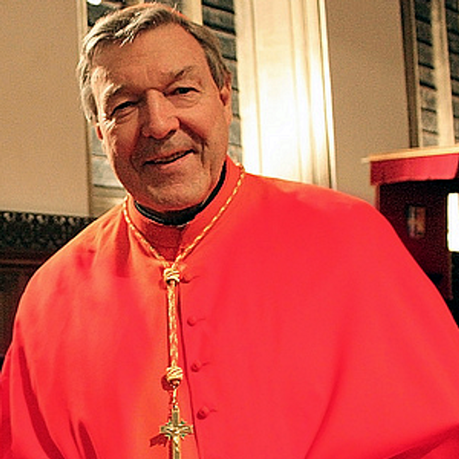 Cardinal Pell's ​Homily for Mother Angelica memorial Mass