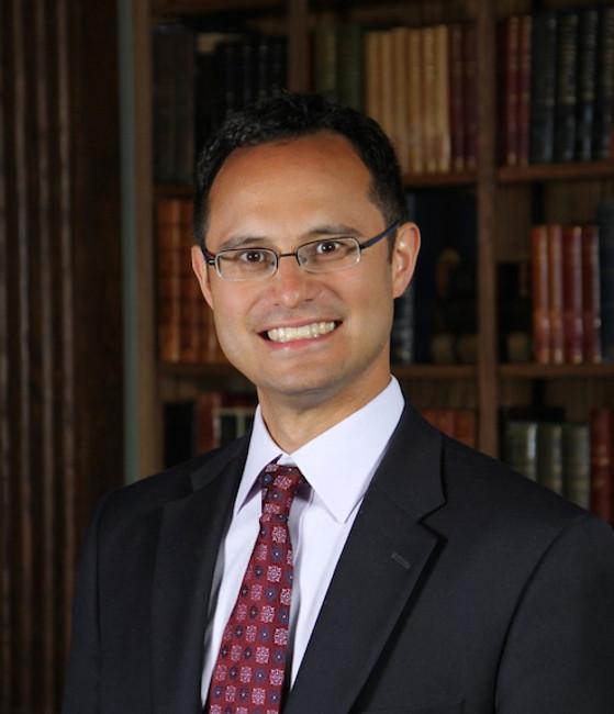Who is Dr Edward Sri?
