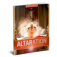 Altaration: The Mystery of the Mass Revealed - Student Workbook
