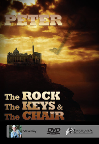 Peter the Rock, the Keys and the Chair - DVD