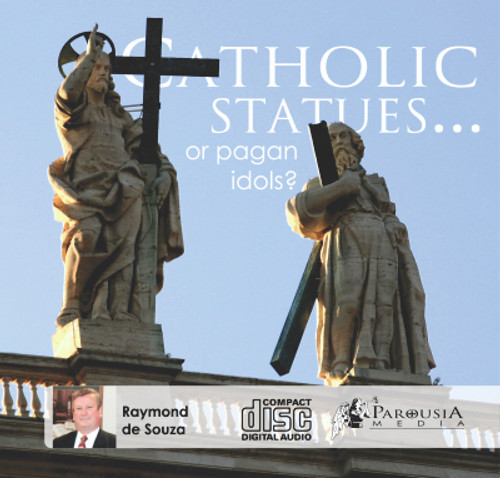 Catholic Statues or Pagan Idols?