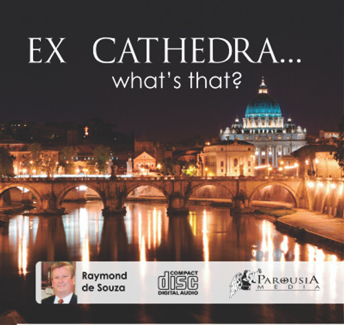 Ex Cathedra'... what's that?