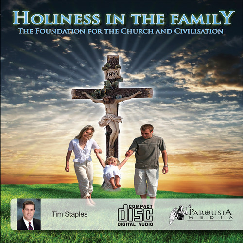 Holiness in the Family - CD