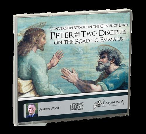 Conversion Stories in the Gospel of Luke MP3