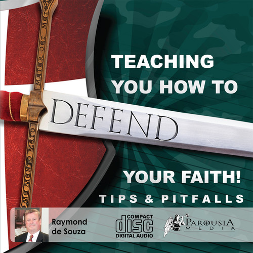 Teaching You How to Defend Your Faith - Tips and Pitfalls MP3