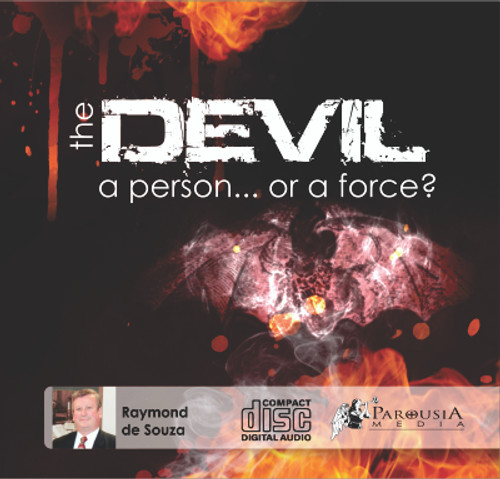The Devil: a person, or a force? MP3