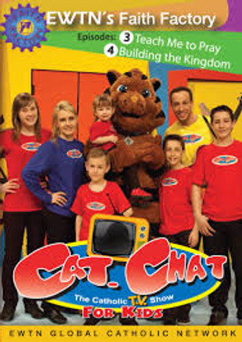 Cat. Chat - The Catholic TV Show for Kids: Episodes 3 & 4 (DVD)