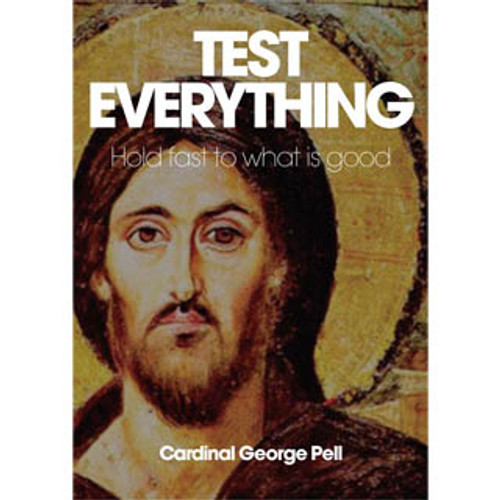 Test Everything: Hold Fast to What is Good (Hard Cover)