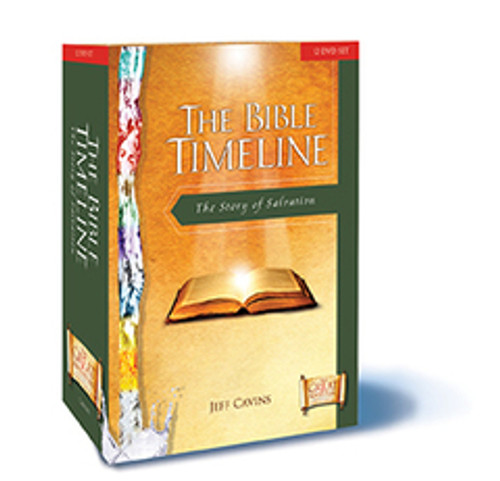 The Bible Timeline: The Story of Salvation - 12 DVD Set