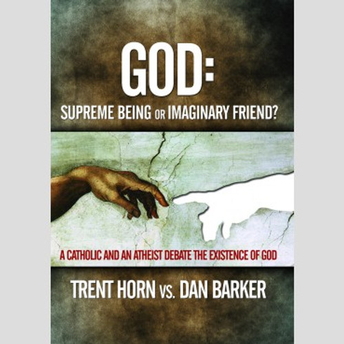 God: Supreme Being or Imaginary Friend? (DVD)