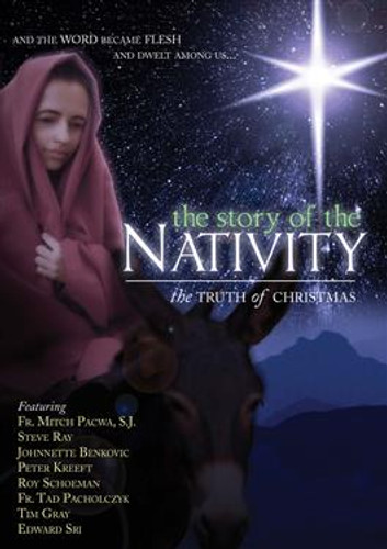 The Story of the Nativity: The Truth of Christmas (DVD)