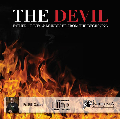 The Devil: Father of Lies and Murderer From the Beginning (CD)