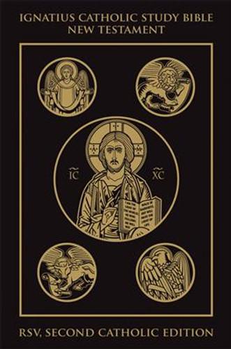 New Testament Ignatius Catholic Study Bible - Ignatius Press - Paperback