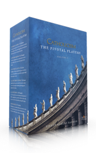 The Pivotal Players: Volume 1 - Bishop Robert Barron (Catholicism) - 6 DVD Set