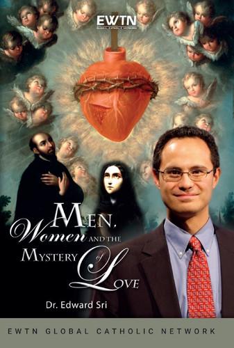 Men, Women and the Mystery of Love - Dr Edward Sri - EWTN - (4 DVD Set)